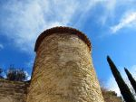 A tower in the blue sky of Provence by IsabelleEscapade