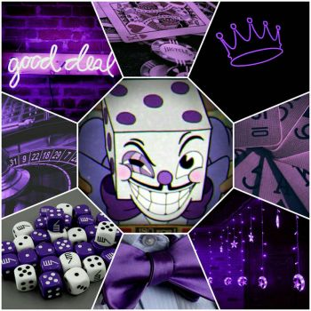 King Dice Aesthetic by ClanWarrior