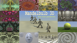 Mandelbulb 3D Start Parameters Vol. 1 by hypex2772 by hypex2772