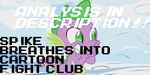 Spike Breathes Into CARTOON FIGHT CLUB! *READ DESC by ChosenMii