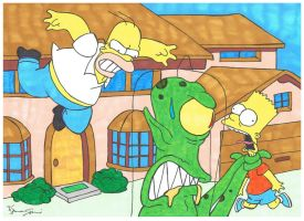 Simpson by Volky