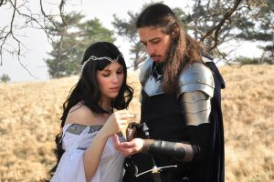 Beren and Luthien 4 by Jaymasee