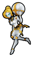 Orianna, the Lady of Clockwork by halotheme