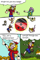 HG Nuzlocke : 61 by SaintsSister47