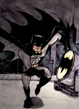 BATMAN- Answering the Signal by Dreven