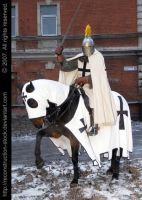 Teutonic Knight Img. 004 by Reconstruction-Stock