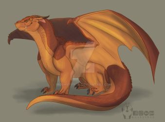 Clay- Wings of Fire by moSHypants