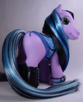 Corset pony for Ladyseashell by Woosie