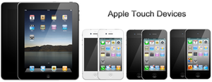 Apple Touch Devices by Furyo-kun