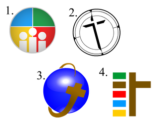 logo competition at my church by Shmuggly