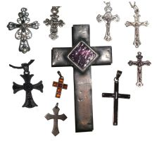 Crosses by TheoGothStock
