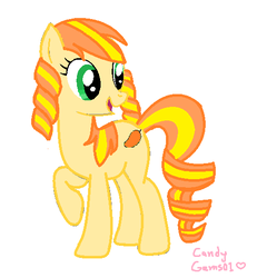 My Little Pony: Mango Twirl by CandyGems01