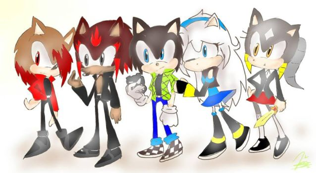 All Together (Aisyah's version) by Jack-Hedgehog