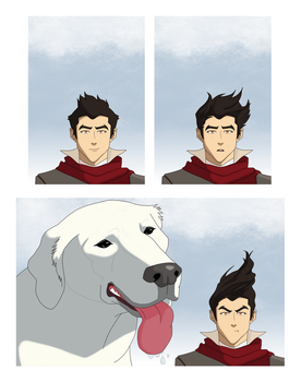 LOK: Naga the Hairstylist by ButterflyMelodyFox