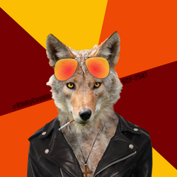 SCP-2547 ''Dog Days of Summer'' - Kinky Coyote Mem by toadking07