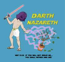 Darth Nazareth by ObscureStar