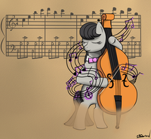 OCTAVIA! So Mellow (Full) by NiegelvonWolf