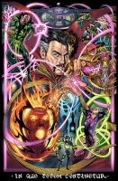 Dr Strange - Strange World by spidey0318