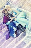 snowing with you by LauzLanille