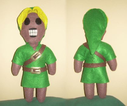 Redead Link plushie by Myn-Anthony