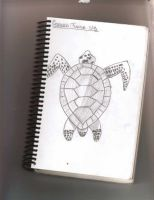Green Turtle by Sir-Will-II
