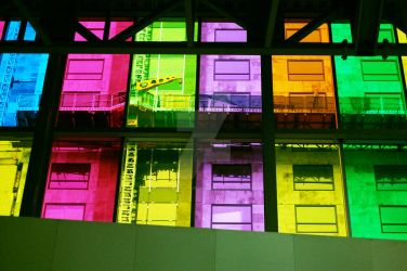 The Color of Architecture 2 by Dantastic-the-82nd