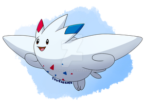 Pokeddexy: Favorite Flying Type - Togekiss by Togekisser