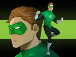 green lantern by michael0118