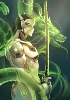 Genji by cawlsTaurus