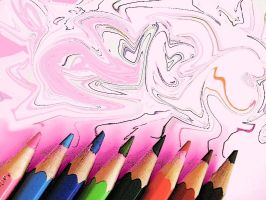 overflowing colors 2 by CILGINPASTACI