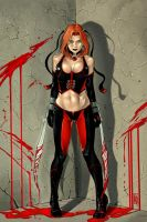 BloodRayne PrimeCuts 4B by MDiPascale