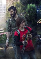The Last Of Us - Breathless by Zell-Ecstasy