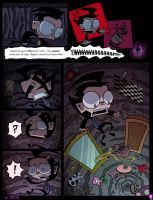 Dib in Wonderland- Page 4 by Spectra22