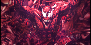 Red Venom Collaboration by JROD707