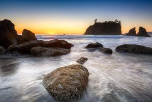 .:Ruby Beach II:. by RHCheng