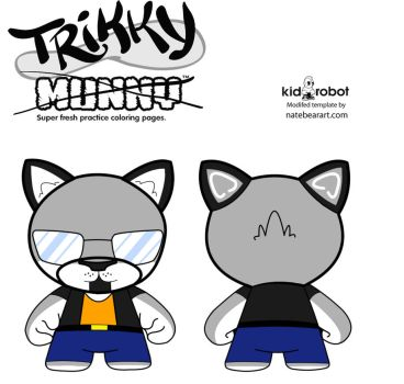 Trikky thing by PhantomX999
