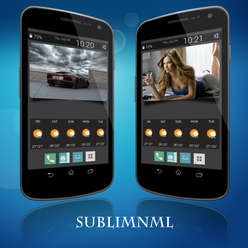 SubliMNML by Crytech-007