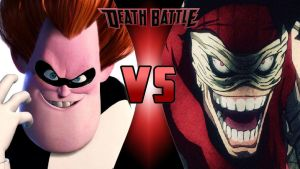 Syndrome vs. Stain by OmnicidalClown1992