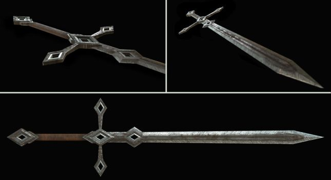 Sword 1 by Nikola3D