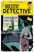 Dirk Gently's Holistic Detective Agency #2 variant by RobertHack