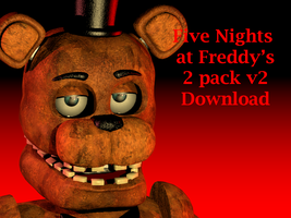 Fnaf 2 pack v2 download by NathanzicaOficial