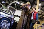 Marty McFly and Doc Brown: 100 years apart by tayla--chan
