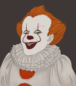 Pennywise by Funny-horsey