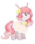 [Pony] Ice Cream -OPTA Adopt CLOSED by TreeGreen12