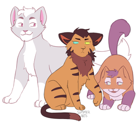 shera but cats 1 by summer-draws