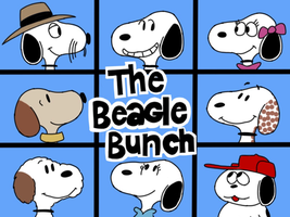 The Beagle Bunch by RubenGR98