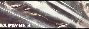 Max Payne 3, banner by SeanCoey