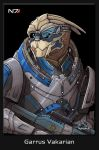 Garrus Vakarian by The-Art-of-Nyhgault