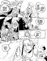 Viceroy: Page Four by karniz