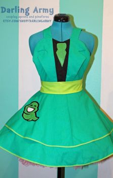 John Egbert Inspired Suit Cosplay Pinafore  Comm. by DarlingArmy
